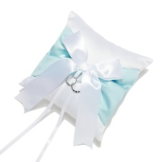 Grace Ring Pillow in Satin With Sash/Bow (103055120)
