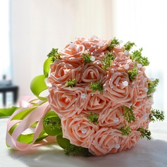 Comely Round Foam Bridal Bouquets