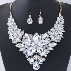 Unique Alloy Resin Women's Jewelry Sets (Sold in a single piece)
