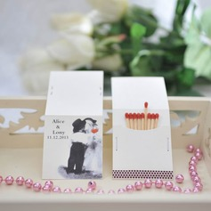 "Personalized ""Sweet Love"" Hard Card Paper"