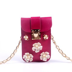 Lovely PU Satchel