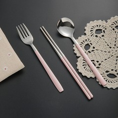 Bridesmaid Gifts - Personalized Beautiful Stainless Steel Tableware