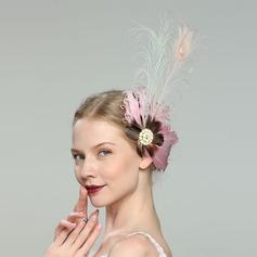 Ladies' Glamourous/Elegant/Fancy Feather With Feather Fascinators/Kentucky Derby Hats