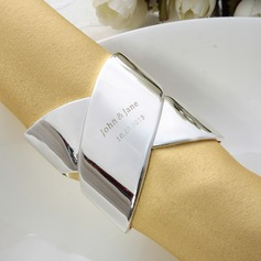 Personalized Zinc Alloy Napkin Rings (118030928)