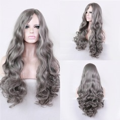 Wavy Capless Synthetic Wigs (219134072)