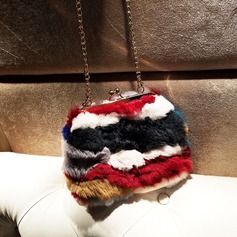 Elegant Fur Clutches