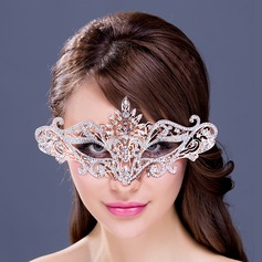 "Glamourous/High Quality Rhinestone/Alloy/""A"" Level Rhinestone Masks"