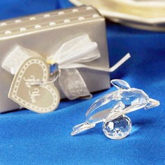 Choice Crystal Dolphin Favor