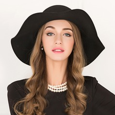 Ladies' Fashion Wool Floppy Hat