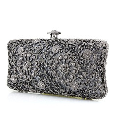 Gorgeous Alloy Clutches/Minaudiere