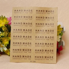 HAND MADE Stickers Bakery Stickers Sealing Labels