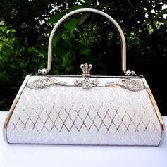Elegant PU Satchel/Top Handle