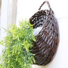 Hanging Basket Flower Pot Wall Decoration
