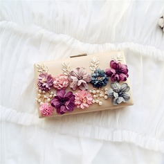 Girly PU/Alloy Clutches