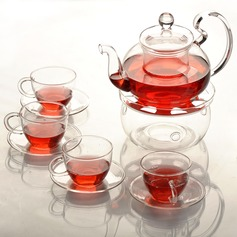 Glass Tea fest favors