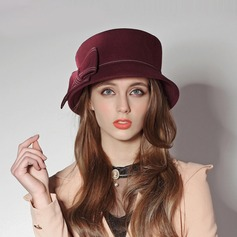 Ladies' Elegant/Unique/Exquisite/Eye-catching/Pretty/Romantic Wool With Bowknot Beret Hat