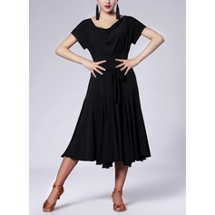 Women's Dancewear Nylon Latin Dance Dresses