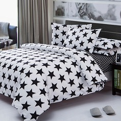 Modern/Contemporary Cotton Comforters (4pcs :1 Duvet Cover 1 Flat Sheet 2 Shams) (203084275)