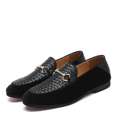 Men's Leatherette Horsebit Loafer Casual Dress Shoes Men's Loafers (260216528)