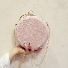 Lace Clutches/Wristlets