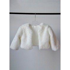 Faux Fur Wraps (198143230)