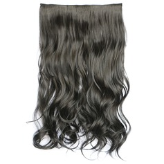 Body Synthetic Hair Clip in Hair Extensions (Sold in a single piece) 130g