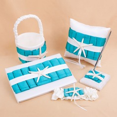 Beach Themed Collection Set in Satin With Sash/Starfish (100061265)