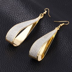 Classic Alloy Women's Fashion Earrings (Sold in a single piece)