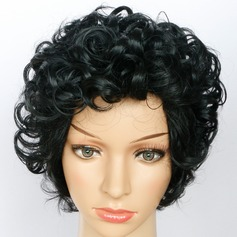 Curly Synthetic Hair Capless Wigs 120g