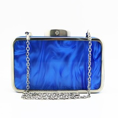 Elegant Resin Clutches/Satchel