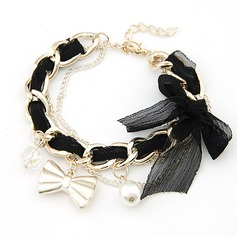 Lovely Alloy Ladies' Fashion Bracelets
