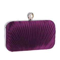 Elegant Satin Clutches/Fashion Handbags