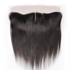 "13""*4"" 4A Straight Human Hair Closure (Sold in a single piece)"
