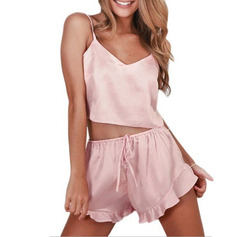 Classic Imitated Silk CamiSets Cami Sets