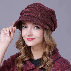 Ladies' Beautiful Polyester Beret Hat