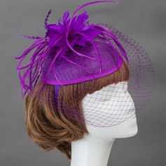 Gorgeous Feather/Cotton Fascinators/Flowers & Feathers