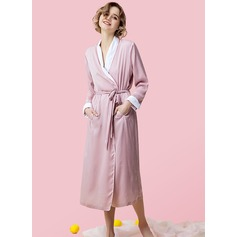 Cotton Silk Bride Bridesmaid Mom Blank Robes