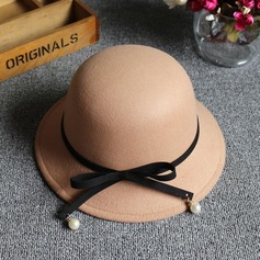 Ladies' Classic Wool Blend Floppy Hat