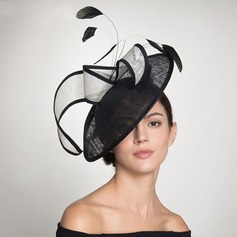 Damene ' Klassisk stil/Kunstnerisk Cambric Fascinators/Kentucky Derby Hatter