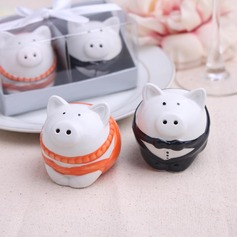Amazing Ceramic Salt & Pepper Shakers
