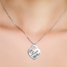 Chic Silver Plated Ladies' Fashion Necklace