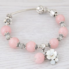 Nice Alloy Resin Ladies' Fashion Bracelets