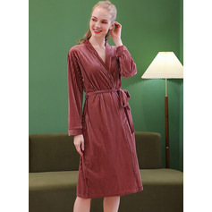 Non-personalized Cotton Blank Robes