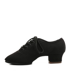 Women's Fabric Practice Dance Shoes