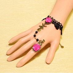 Beautiful Alloy Lace Women's Fashion Bracelets