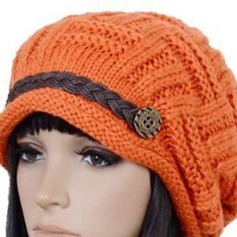 Ladies' Exquisite/Pretty Polyester Beanie/Slouchy