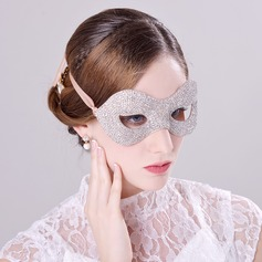 "Elegant/Eye-catching Rhinestone/Alloy/""A"" Level Rhinestone Masks With ""A"" Level Rhinestone"
