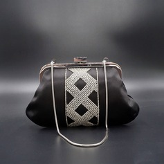 Fashional Satin Clutches/Satchel/Totes