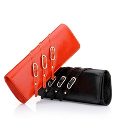 Fashional Genuine leather/Cow Leather Clutches/Fashion Handbags