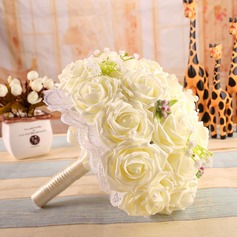 Refined Foam Bridal Bouquets/Bridesmaid Bouquets -